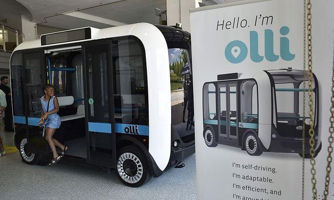"""Bus """"Olli"""""""