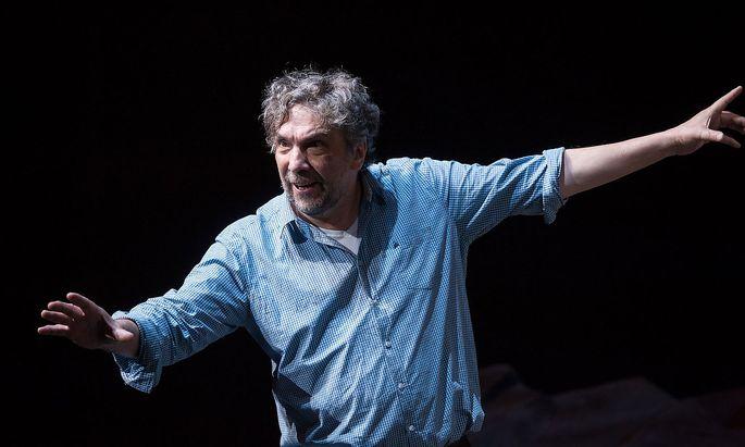 """""""Der Rüssel"""" wird von Regisseur Christian Stückl gestrafft: """"Es fehlt dem Text die letzte Hand."""""""