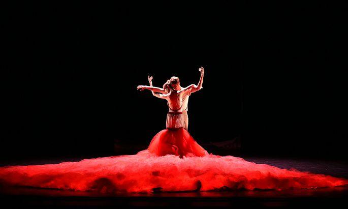 TOPSHOT-AUSTRALIA-BALLET-ART