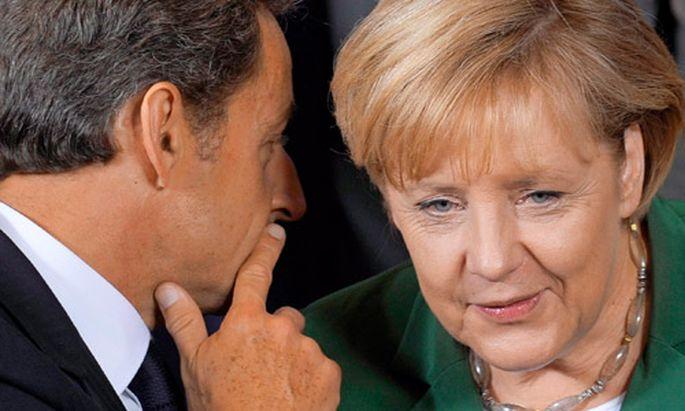 Roma in Deutschland: Sarkozy in Erklärungsnot