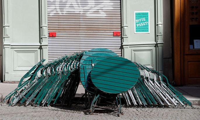 68 Prozent der österreichischen Unternehmen sind stark von Covid-19 betroffen.