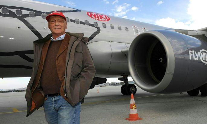 """Niki Lauda bekommt """"seine"""" Airline zurück"""