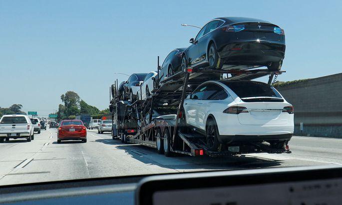 Tesla will heuer bis zu 400.000 Elektroautos auf die Straße bringen