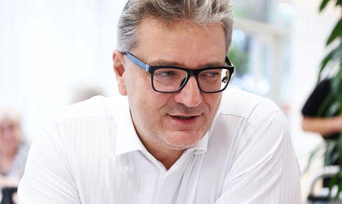 """Wiens Gesundheitsstadtrat Peter Hacker (SPÖ) reagiert auf """"Gelb für Wien"""" mit Unverständnis."""