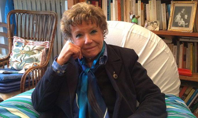 Dacia Maraini wird immer wieder für den Literaturnobelpreis gehandelt.