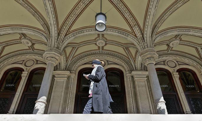 Die Staatsoper in Wien öffnet wieder.