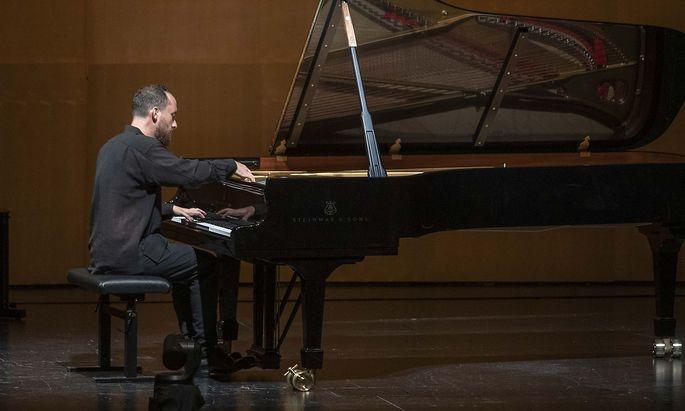 Differenziert im Anschlag: Igor Levit bei den Salzburger Festspielen.