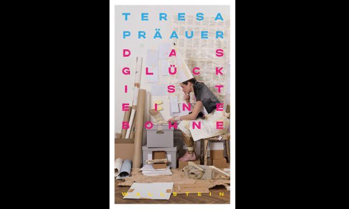 Teresa Präauer Das Glück ist eine Bohne und andere Geschichten. 312 S., geb., € 24,70 (Wallstein Verlag, Göttingen)