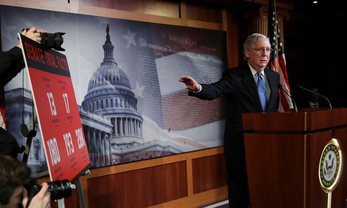 Senat spricht Trump in Impeachment-Verfahren von allen Vorwürfen frei