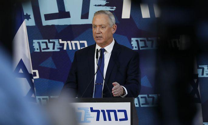 Israel: Parteien einigen sich auf Neuwahlen im März