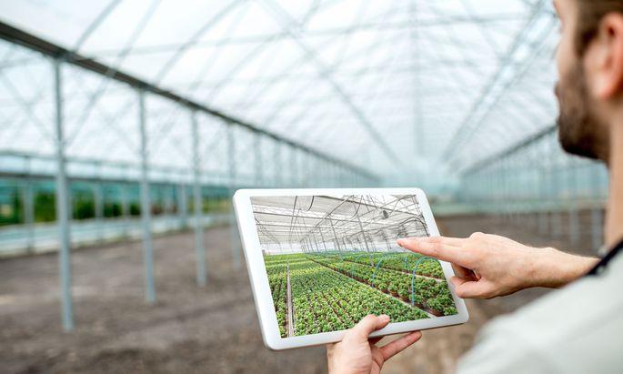 Auch in der Agrarwirtschaft spielt Digitalisierung eine immer wichtigere Rolle.