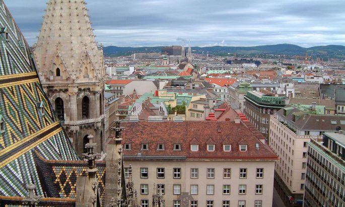 Wien, Innenstadt, Ruhe
