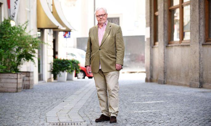 Werner Muhm war von 2001 bis 2016 Direktor der Arbeiterkammer Wien.