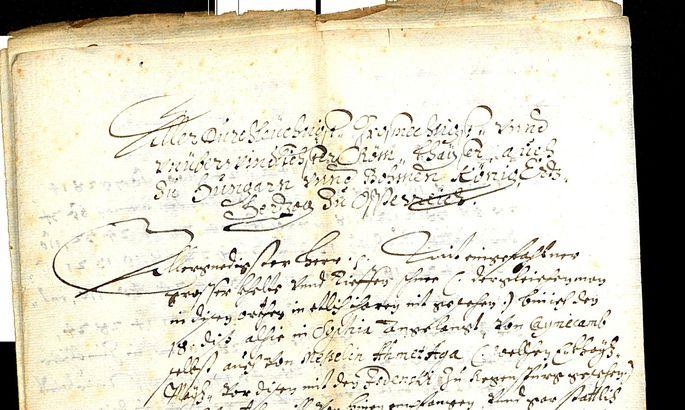 400 Dokumente untersuchte das Historikerteam der Universitäten Salzburg, Graz und Szeged (Ungarn). Um alle Querverbindungen zwischen den Texten zu erfassen, nutzte man ein von Wiener Computerwissenschaftlern entwickeltes Tool.