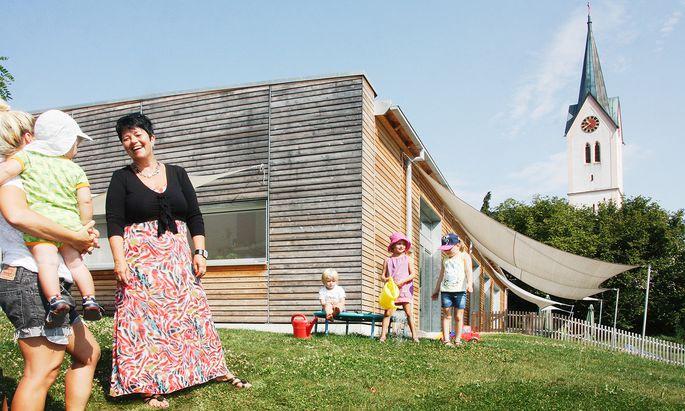 Der Verein LandLuft sucht, neben spannender Architektur am Land, vor allem Orte mit nachhaltiger Raumplanung.