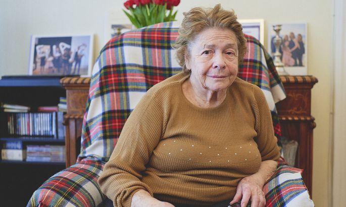 Ihre drei Kinder, zwölf Enkel und 25 Urenkel sind der ganze Stolz Susi Guttmanns.