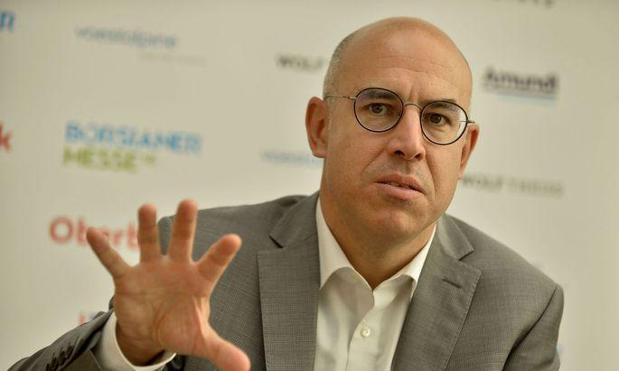 Ökonom Gabriel Felbermayr: Europa als dritter Spieler neben USA und China