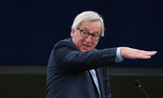 Fünf Jahre lang lenkte Jean-Claude Juncker als Präsident der Europäischen Kommission mit ruhiger Hand die Geschicke der Union. Wer ihm am 1. November nachfolgen wird, werden die europäischen Wähler (mit-)entscheiden.