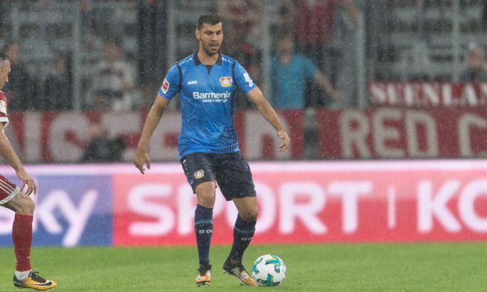 SOCCER - DFL, Bayern vs Leverkusen