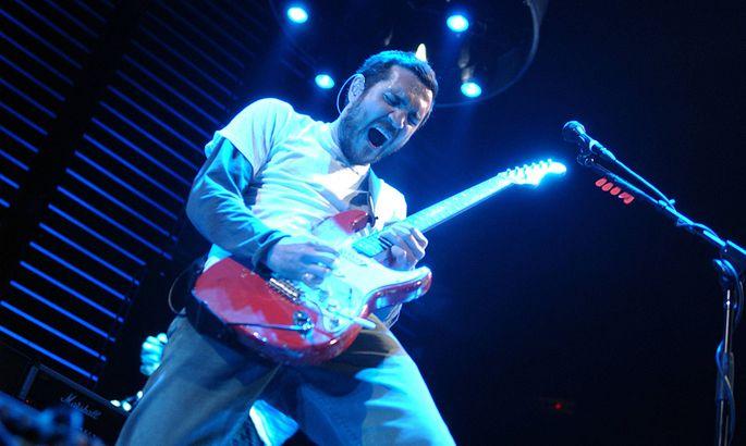 John Frusciante kehrt zu Red Hot Chili Peppers zurück