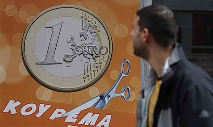 Die Griechenland-Rettung geht auf die Zielgerade