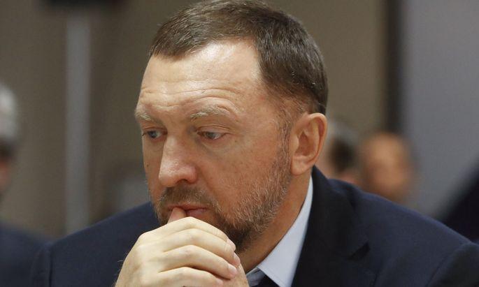 Oligarch Oleg Deripaska verzichtet auf Staatshilfe