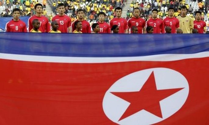 Nordkoreas WM-Kicker