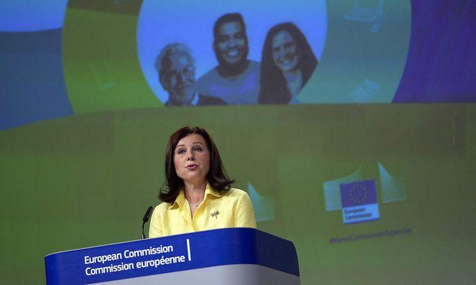 Archivbild von EU-Kommissarin Věra Jourová.