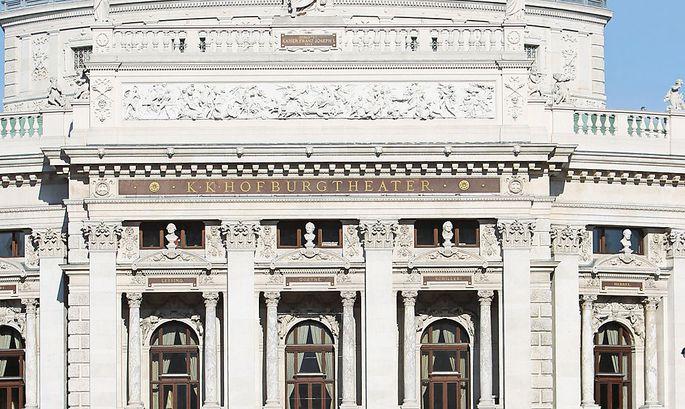 Am Wiener Burgtheater wirkte Behrendt 20 Jahre