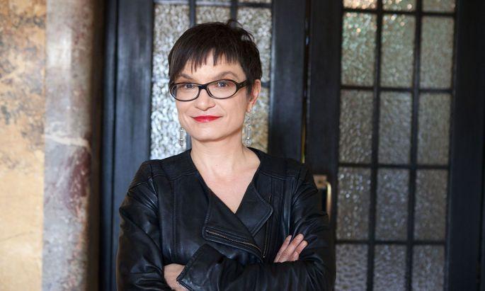 Protokollantin einer Gesellschaft auf Distanz: Olga Flor ist auf der Shortlist.