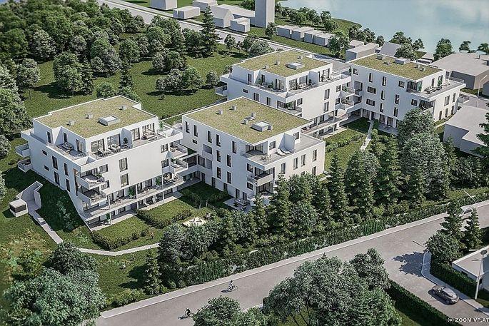 Wohnprojekt in der Kellerberggasse in Wien Liesing.