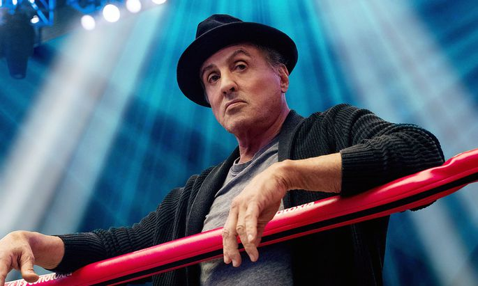 """Stallone wurde tatsächlich dreimal für den Oscar nominiert. (Ein Bild aus """"Creed II"""")"""