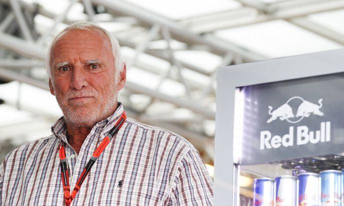 Red Bull-Chef Dietrich Mateschitz macht gute Geschäfte