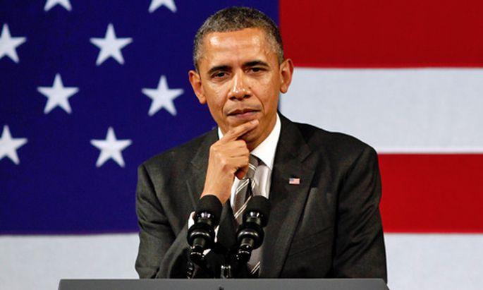 Obama wegen Fragen seiner