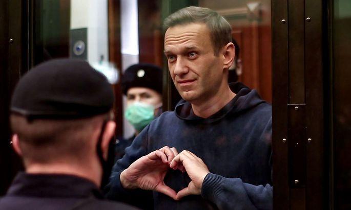 Der Oppositionspolitiker Alexej Nawalny
