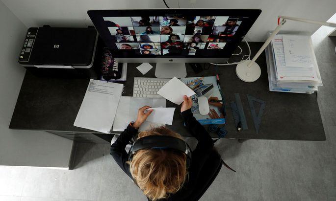 Alle Teilnehmer einer Videokonferenz brauchen das gleiche Programm.