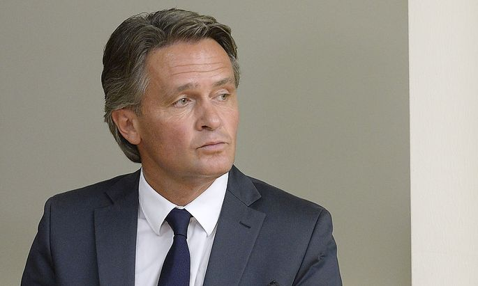 Ex-BZÖ-Obmann Peter Westenthaler