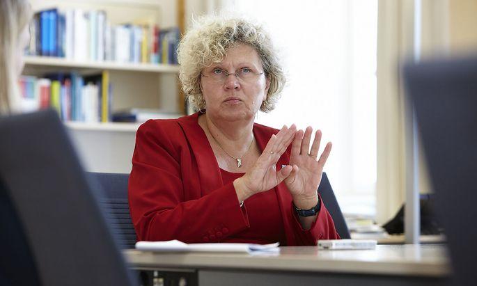 TU-Rektorin Sabine Seidler im Interview.