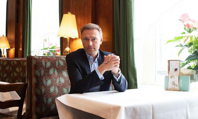 FDP-Chef Christian Lindner will Finanzminister der nächsten deutschen Regierung werden.