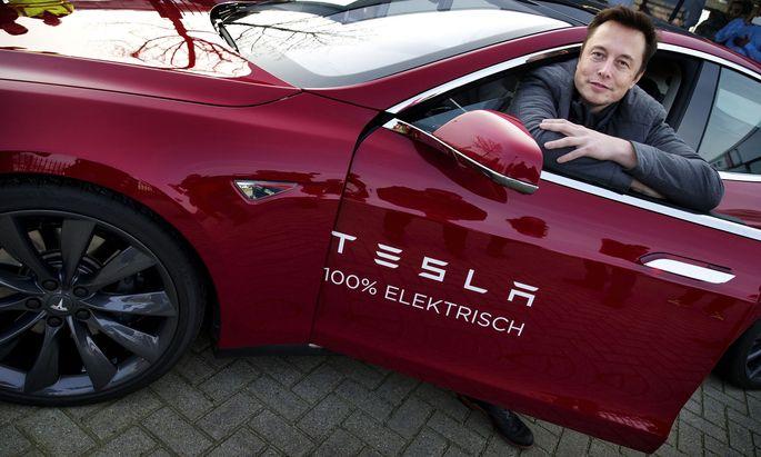Elon Musk verlängert seinen Vertrag als Tesla-Chef