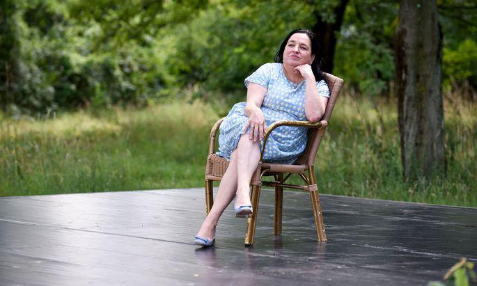 """""""Das Max-Reinhardt-Seminar ist kein Selbstbedienungsladen"""", sagt dessen neue Leiterin, Maria Happel."""