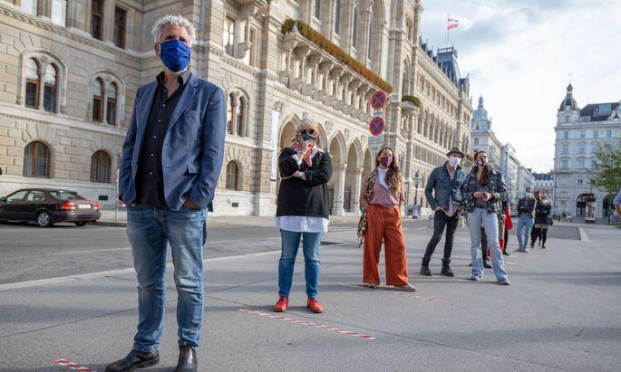 Pass Egal Wahl Wien: Finale Stimmabgabe