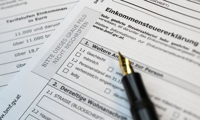 Symbolbild: Steuerreform