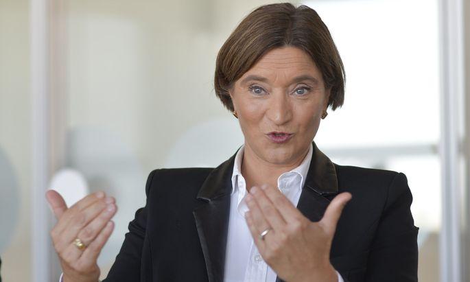 Lisa Totzauer geht daran, ORF eins neu zu ordnen.