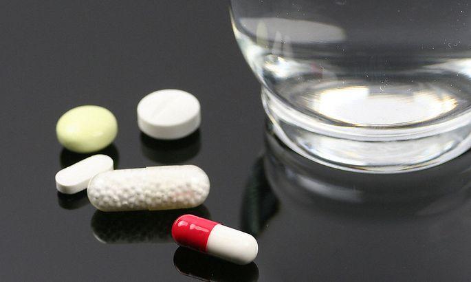Symbolbild: Medikamente