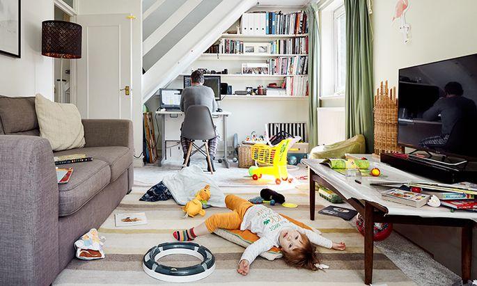 Über drei Viertel der Beschäftigten in der EU arbeiten lieber von zu Hause aus – zumindest manchmal.