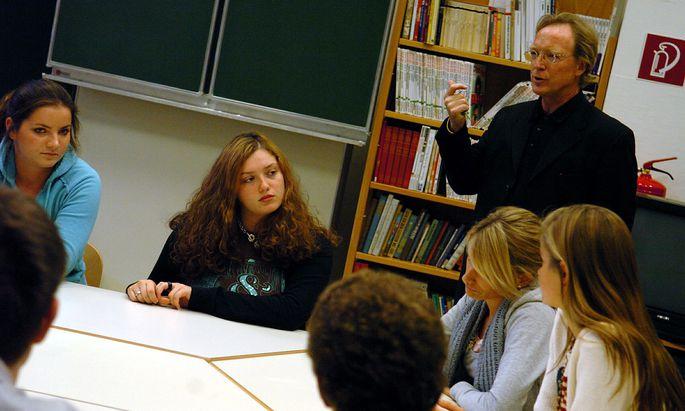 Professur fuer politische Bildung