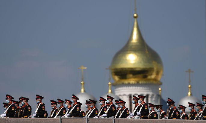 Der auf Interessenausgleich basierende Umgang der EU-27 miteinander ist Russland nicht geheuer.