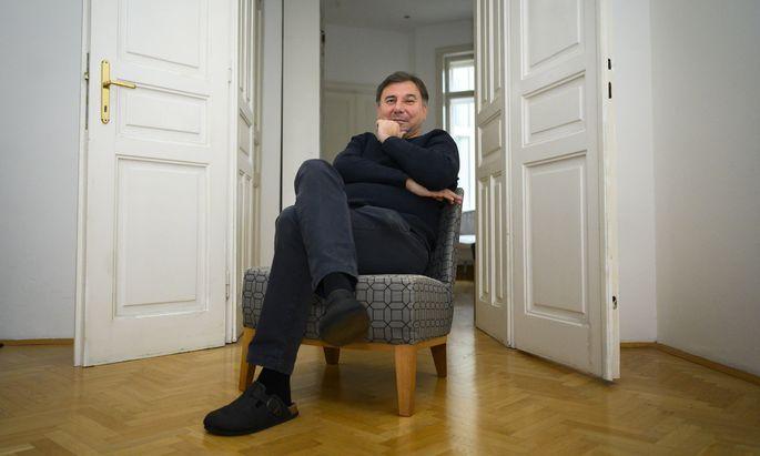 """""""Die Europäer benehmen sich nicht wie Akteure, sondern wie Kommentatoren."""" Der bulgarische Star-Politologe Ivan Krastev im Interview."""