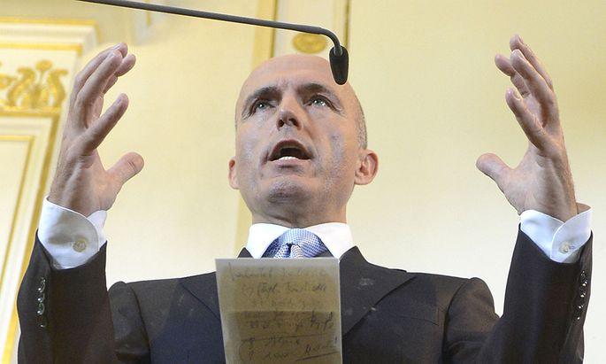 Bundesheer Klug will Frieden